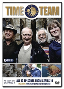 Time Team: Series 19, DVD  DVD