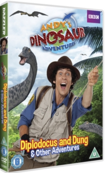 Andy's Dinosaur Adventures: Diplodocus and Dung, DVD  DVD