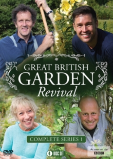 Great British Garden Revival: Complete Series One, DVD  DVD