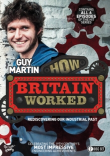 Guy Martin - How Britain Worked, DVD  DVD