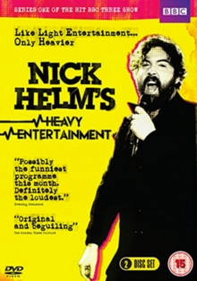 Nick Helm's Heavy Entertainment, DVD  DVD