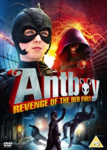 Antboy: Revenge of the Red Fury, DVD DVD