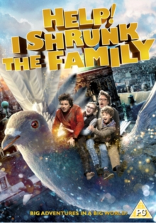 Help! I Shrunk the Family, DVD DVD