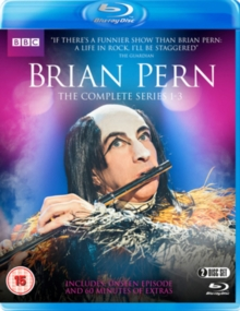Brian Pern: The Complete Series 1-3, Blu-ray BluRay
