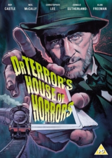 Dr Terror's House of Horrors, Blu-ray BluRay