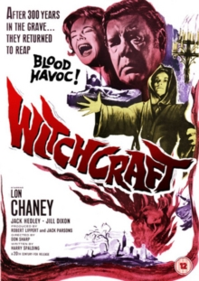 Witchcraft, DVD DVD