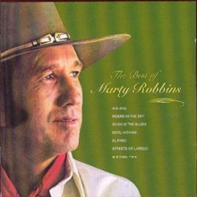 The Best Of Marty Robbins, CD / Album Cd