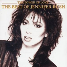The Power of Love: The Best of Jennifer Rush, CD / Album Cd