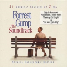 Forrest Gump: The Soundtrack;SPECIAL COLLECTORS' EDITION, CD / Album Cd