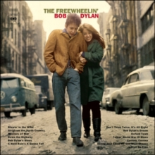 The Freewheelin' Bob Dylan, CD / Album Cd