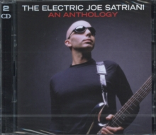 Electric Joe Satriani, CD / Album Cd
