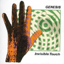 Invisible Touch, CD / Album Cd