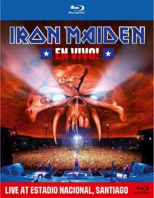 Iron Maiden: En Vivo!, Blu-ray  BluRay