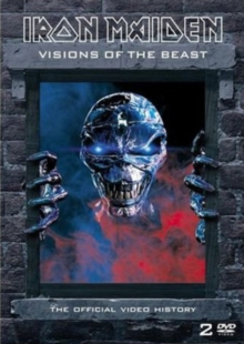 Iron Maiden: Visions of the Beast, DVD  DVD