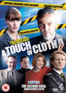 A   Touch of Cloth: Series 2, DVD DVD