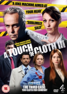 A   Touch of Cloth: Series 3, DVD DVD