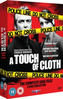 A   Touch of Cloth: Series 1-3, DVD DVD