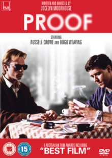 Proof, DVD  DVD