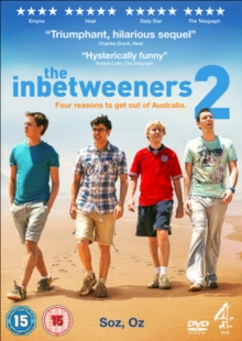 The Inbetweeners Movie 2, DVD DVD