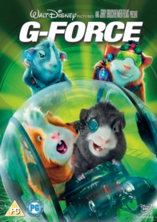 G-Force, DVD  DVD