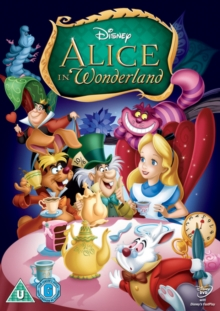 Alice in Wonderland (Disney), DVD  DVD