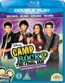 Camp Rock 2 - The Final Jam (Extended Edition), Blu-ray  BluRay