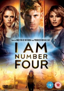 I Am Number Four, DVD  DVD