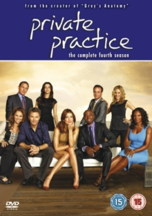 Private Practice: The Complete Fourth Season, DVD  DVD