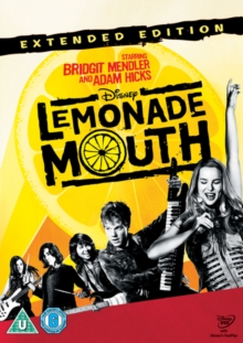 Lemonade Mouth - Extended Edition, DVD  DVD