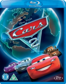 Cars 2, Blu-ray  BluRay