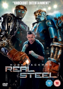 Real Steel, DVD  DVD