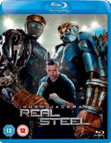 Real Steel, Blu-ray  BluRay