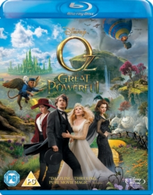 Oz - The Great and Powerful, Blu-ray  BluRay