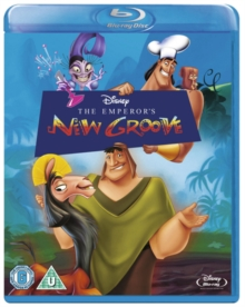 Emperor's New Groove, Blu-ray BluRay