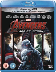 Avengers: Age of Ultron, Blu-ray  BluRay