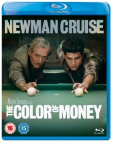 The Color of Money, Blu-ray BluRay