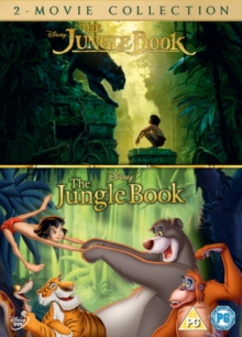 The Jungle Book: 2-movie Collection, DVD DVD