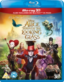 Alice Through the Looking Glass, Blu-ray BluRay
