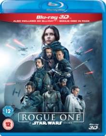 Rogue One: A Star Wars Story, Blu-ray BluRay
