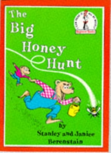 The Big Honey Hunt, Paperback Book