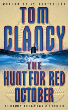 The Hunt for Red October, Paperback Book