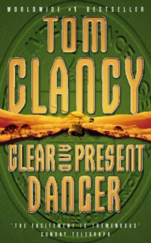 Clear and Present Danger, Paperback Book