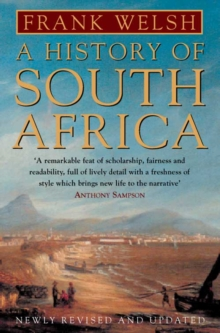 A History of South Africa, Paperback Book