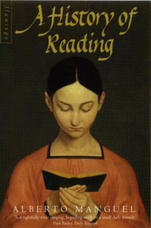 A History of Reading, Paperback Book