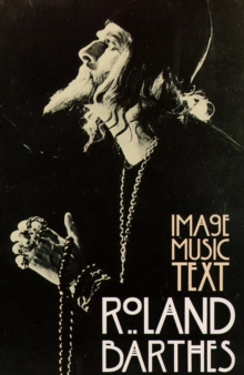Image Music Text, Paperback Book