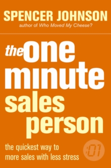 One Minute Manager Salesperson, Paperback Book