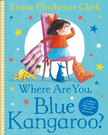 Where Are You, Blue Kangaroo?, Paperback Book