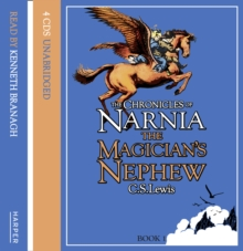 The Magician's Nephew, CD-Audio Book