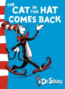 The Cat in the Hat Comes Back : Green Back Book, Paperback Book