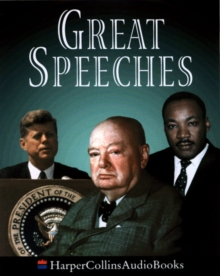 Great Speeches, CD-Audio Book